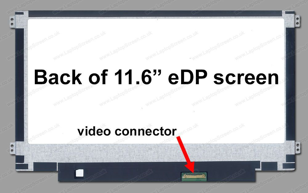 """New Dell Chromebook 3180 LCD Screen LED for Laptop 11.6/""""  Display Matte"""